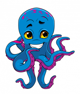 Ink'd Graphics Octopus