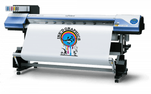 INK'D Graphics Printer